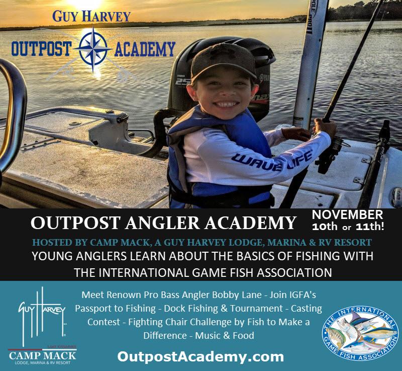 outpost angler academy