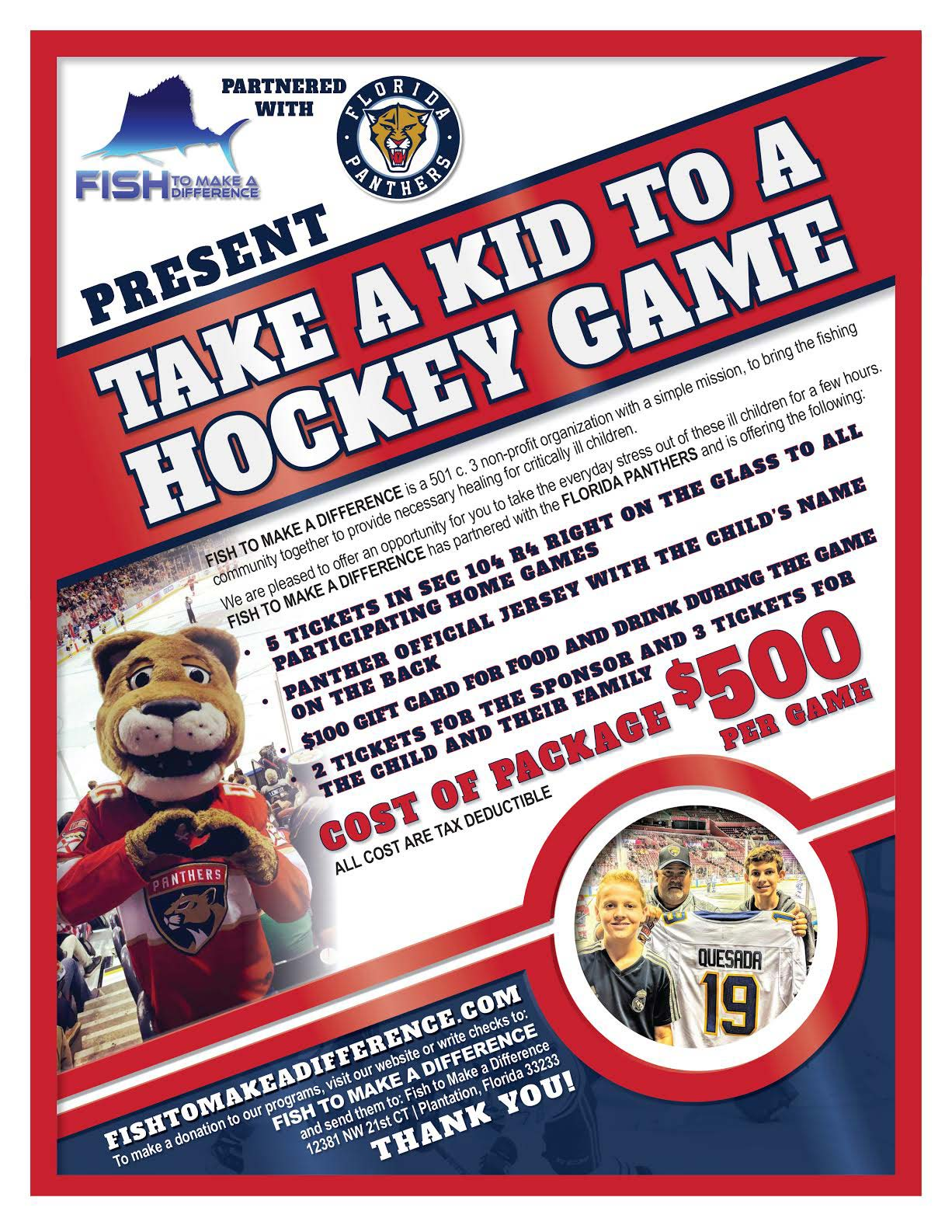 ftmad hockey event